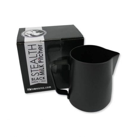 Rhinowares Stealth Milk Pitcher